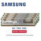 588.73 руб.  Samsung Серверная память 4 ГБ 8 ГБ оперативной памяти, 16 Гб встроенной памяти, DDR3 PC3 1066 МГц 1333 МГц 1600 МГц 1866 МГц 8 г 16 г 10600R 12800R 14900R ECC REG 1600 1866 Оперативная память-in ОЗУ from Компьютер и офис on Aliexpress.com   Alibaba Group
