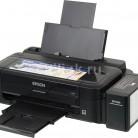 Купить Принтер струйный EPSON L132, цвет: черный в интернет-магазине СИТИЛИНК, цена на Принтер струйный EPSON L132, цвет: черный (315601) - Москва