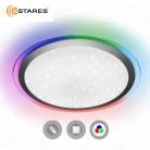 4342.99 руб. |Estares Управляемый светодиодный светильник ARION 60W RGB R 535 SHINY 220V IP44 (новый размер)-in Потолочные лампы from Лампы и освещение on Aliexpress.com | Alibaba Group
