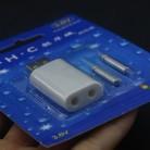 162.88 руб. 11% СКИДКА|Новый 2 отверстия USB для поплавков Перезаряжаемые CR425 Батарея матч USB к Применение подходит для различных Зарядное устройство устройств FU038 купить на AliExpress