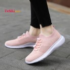 Большие размеры; женские носки из эластичной ткани; женская модная Вулканизированная обувь; слипоны; Tenis Feminino; женская повседневная обувь; к...