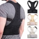 US $8.0 29% OFF|Male Female Adjustable Magnetic Posture Corrector Corset Back Brace Back Belt Lumbar Support Straight Corrector de espalda S XXL-in Braces & Supports from Beauty & Health on Aliexpress.com | Alibaba Group