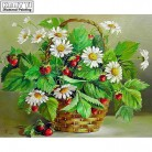 "Zhui Star Full Square Diamond 5D DIY Diamond Painting Photo Custom ""All kinds of daisy"" 3D Embroidery Cross Stitch Mosaic Decor-in Diamond Painting Cross Stitch from Home & Garden on Aliexpress.com 