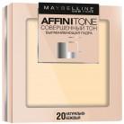 """Maybelline New York Пудра компактная для лица """"Affinitone"""", выравнивающая и матирующая, 9 г, Maybelline New York"""