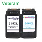 US $12.32 15% OFF|Veteran refilled PG545 CL546 Ink Cartridge for Canon PG 545 CL 546 545XL for Canon Pixma IP2850 MX495 MG2450 MG2550 MG2950 NS28-in Ink Cartridges from Computer & Office on AliExpress - 11.11_Double 11_Singles' Day