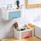 US $13.71 |Wandmontage Cosmetica Organisator Plastic Make Storage Box Toiletartikelen Planken Make Drawer Organizer Dozen Desktop-in Make-up Organizers van Huis & Tuin op Aliexpress.com | Alibaba Groep