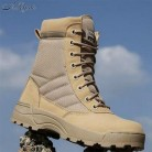US $20.76 31% OFF Mhysa 2018 Men Desert Tactical Military Boots Mens Work Safty Shoes SWAT Army Boot  Zapatos Ankle Lace up Combat Boots S831-in Work & Safety Boots from Shoes on Aliexpress.com   Alibaba Group