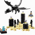 10178 Minecraft Ender Dragon Ultimate Battle Set 634pcs Create Legoing Minecraft World Building Blocks Toys for Children-in Blocks from Toys & Hobbies on Aliexpress.com   Alibaba Group