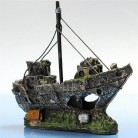 US $3.39 17% OFF|Wreck Sunk Ship Aquarium Ornament Sailing Boat Destroyer Fish Tank Cave Decor Resin Ornament Landscaping Decoration-in Decorations from Home & Garden on Aliexpress.com | Alibaba Group