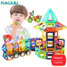US $10.58 50% OFF|KACUU Big Size Magnetic Designer Construction Set Model & Building Toy Magnets Magnetic Blocks Educational Toys For Children-in Magnetic from Toys & Hobbies on Aliexpress.com | Alibaba Group