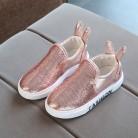 1154.45 руб. |Милые детские детская обувь блёстки заячьи ушки обувь для девочек повседневная обувь слипоны Tenis Infantil дышащая детская-in Кроссовки from Мать и ребенок on Aliexpress.com | Alibaba Group