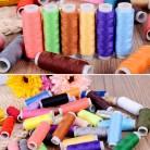 674.68 руб. 8% СКИДКА|60 Цвет 250 двор шитье швейные нитки поставки лоскутное инструменты полиэстер вышивка нитью для швейной машины ручной строчкой купить на AliExpress