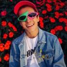 194.94 руб. |Roy Purdy стиль хип хоп Асимметричные треугольные очки Новинка Зеленый Розовый контрастные цветные очки вечерние украшения-in Маски для вечеринки from Дом и сад on Aliexpress.com | Alibaba Group