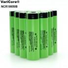 1752.82 руб. 37% СКИДКА|VariCore новый оригинальный 18650 3400 mAh NCR18650B Перезаряжаемые Батарея 3,7 V Panasonic для батареи ноутбука купить на AliExpress