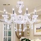 4302.23 руб. 29% СКИДКА|Светодиодная хрустальная люстра для домашнего освещения, люминесцентная люстра, современная кухня, столовая, гостиная, люстры, канделябро-in Люстры from Лампы и освещение on Aliexpress.com | Alibaba Group