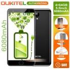 "8142.48 руб. 20% СКИДКА|Oukitel K6000 плюс 5,5 ""FHD MTK6750T Octa Core 4G мобильный телефон Android 7,0 4 GB + 64 GB 16MP Cam 6080 mAh Quick Charge отпечатков пальцев ID купить на AliExpress"
