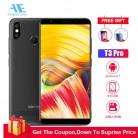 5178.75 руб. 24% СКИДКА|Vernee T3 Pro Android 8,1 MTK6739 четырехъядерный смартфон 5,5 ''полный Экран мобильный Phone3GB Оперативная память 16 Гб Встроенная память 4080 mAh 4G мобильный телефон LTE купить на AliExpress