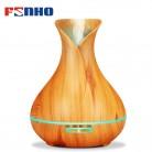 FUNHO 400 мл древесины увлажнитель воздуха Арома диффузор Эфирные масла Humidificador 7 светодиодный ночник изменение для дома 217 купить на AliExpress