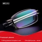 Складной коробку очки для чтения женщин Hmc покрытие смолы оптические стёкла покрытие для мужчин унисекс модные + 1,0 1,5 2,0 2,5 3,0 4,0 3,5 купить на AliExpress