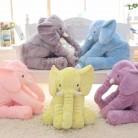 US $7.91 12% OFF|40cm/60cm Height Large Plush Elephant Doll Toy Kids Sleeping Back Cushion Cute Stuffed Elephant Baby Accompany Doll Xmas Gift-in Stuffed & Plush Animals from Toys & Hobbies on Aliexpress.com | Alibaba Group