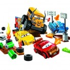 US $11.0 49% OFF|Hot Sale Cars 3 Lightning Juniors Smokey's Garage building blocks Educational Toys For Children Compatible with Lego best gifts-in Blocks from Toys & Hobbies on Aliexpress.com | Alibaba Group