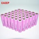 EAIEP батарея Бесплатная доставка Оптовая продажа 100% Аутентичные ICR18650 26F li-ion 3,7 v 2600 mah 18650 3,7 v литий-ионный аккумулятор