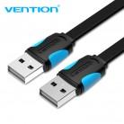 Vention USB к USB кабель Тип Мужской к usb вилке 2,0 удлинитель для жесткого диска радиатор компьютера камера кабель удлинитель USB купить на AliExpress