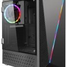 Компьютерный корпус Ginzzu SL200 Black — купить по выгодной цене на Яндекс.Маркете