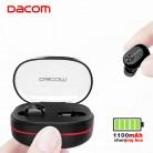 772.55 руб. 55% СКИДКА|Dacom K6H TWS True беспроводные наушники мини близнецы гарнитура стерео Bluetooth наушники беспроводные наушники с зарядным устройством купить на AliExpress
