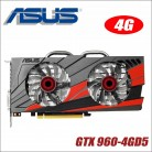 6244.8 руб. |Оригинальная Видеокарта ASUS GTX960 DC2OC 4GD5 GTX 960 4 GB 128Bit GDDR5 видеокарты для nVIDIA VGA Geforce Hdmi Dvi gam GTX960 4g-in Графические карты from Компьютер и офис on Aliexpress.com | Alibaba Group