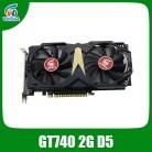 4230.97 руб. 25% СКИДКА|VEINEDA оригинальный GT740 GPU видео карты 2G GDDR5 128Bit Графика VGA карточная игра 993/5000 МГц для nVIDIA Geforce игры-in Графические карты from Компьютер и офис on Aliexpress.com | Alibaba Group