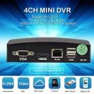 2402.31 руб. 35% СКИДКА|Мини AHD DVR 4 Ch регистраторы HD 1080 P Поддержка SD карты до to128GB в режиме реального времени Плата CCTV DVR видео удаленного контрольный кабель питания мышь купить на AliExpress