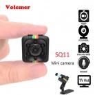 € 6.36 10% de DESCUENTO|Volemer SQ11 Mini videocámara de la cámara HD 1080 P secreto Cámara de la visión nocturna de la detección de movimiento cámara DV deportes voz grabadora de vídeo en Mini Videocámaras de Electrónica en AliExpress.com | Alibaba Group