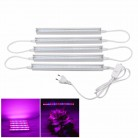 499.77 руб. 44% СКИДКА|5 Вт 10 Вт 15 Вт 20 Вт 25 Вт светодиодный свет для выращивания 110 В 220 В T5 светодиодный трубчатый Фито лампы полный спектр светодиодный свет для выращивания гидропонных растений ЕС США штекер-in Промышленные LED-лампы from Лампы и освещение on Aliexpress.com | Alibaba Group