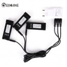 US $22.99 |Eachine E58 1 to 3 Battery Charger Combo with 3.7V 500MAH Lipo Battery USB Cable Adapter For RC FPV Racing Drone Spare Parts-in Drone Batterys from Consumer Electronics on Aliexpress.com | Alibaba Group