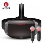 15624.49 руб. 66% СКИДКА|Antvr Новинка 2017 года Очки виртуальной реальности гарнитура для ПК Virtual PC очки бинокулярный 110 FOV 2160*1200 P VR коробка погружения 3D VR-in Очки 3D/VR from Бытовая электроника on Aliexpress.com | Alibaba Group