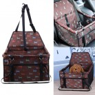 US $14.06 31% OFF|Pet Dog Car Bag Waterproof Cat Seat Safe Holder Pad Mat Carriers Bags Travel Folding Seat Booster Carry Cover Cushion Puppy Dog-in Dog Carriers from Home & Garden on AliExpress