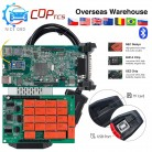 US $44.0  2016 R1/2015 R2 R3 CDP TCS pro Dual Green pcb V3.0 Bluetooth NEC with keygen OBD/OBDII Diagnostic Tool car/truck Auto Scanner-in Code Readers & Scan Tools from Automobiles & Motorcycles on Aliexpress.com   Alibaba Group