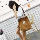 349.97 руб. 30% СКИДКА|2018 новая сумка на плечо женская Вельветовая сумка шоппер женская повседневная женская сумка складная многоразовая сумка для покупок пляжная сумка Sac Femme-in Сумки с ручками from Багаж и сумки on Aliexpress.com | Alibaba Group