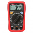 US $21.24 |UNI T Palm Size Multimeter UT33A+/UT33B+/UT33C+/UT33D+ Ammeter Multitester Automatic Range DC/ AC Resistance Digital Multimeter-in Multimeters from Tools on Aliexpress.com | Alibaba Group