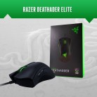 5232.45 руб. |Razer Deathadder Elite Gaming mouse, 16000 dpi, Synapse 3,0, Новое на складе, быстрая доставка-in Мыши from Компьютер и офис on Aliexpress.com | Alibaba Group