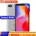 US $84.38 |Xiaomi Redmi 6A 6 A 2GB RAM 16GB ROM A22 smartphone 13.0 MP + 5.0MP Dual Camera 3000mAh 5.45inch 1440*720 case-in Cellphones from Cellphones & Telecommunications on Aliexpress.com | Alibaba Group