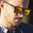 2019 новые модные солнцезащитные очки мужские солнцезащитные очки wo мужские вождения зеркала покрытие очки черная рамка очки мужские солнцезащитные очки купить на AliExpress