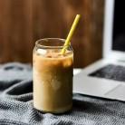 582.7руб. 19% СКИДКА|Чистая красная кофейная стеклянная чашка для холодных напитков, чашка для льда, кофейная чашка, чашка для молока, термостойкая, Взрывозащищенная, lo123546-in Прочее стекло from Дом и животные on AliExpress - 11.11_Double 11_Singles' Day