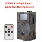 Trail Hunting Camera Scouting 1080P 12MP  Infrared  Cameras HC300A  Night Vision Outdoor Hunter Cam Solar Panel Charger-in Hunting Cameras from Sports & Entertainment on AliExpress