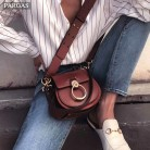 US $54.5 50% OFF Crossbody Women bag Genuine leather+Suede messenger  bag luxury brand design Shoulder Bags-in Top-Handle Bags from Luggage & Bags on Aliexpress.com   Alibaba Group