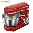 US $83.7 70% OFF|1200W 4L Stainless Steel Bowl 6 speed Kitchen Food Stand Mixer Cream Egg Whisk Blender Cake Dough Bread Mixer Maker Machine-in Food Mixers from Home Appliances on Aliexpress.com | Alibaba Group
