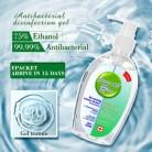 200 мл Антибактериальный одноразовый Дезинфицирующий Гель для рук Быстросохнущий гель для рук 75% этанол для детей и взрослых домашняя ванная...