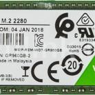 SSD накопитель WD Green WDS240G2G0B 240Гб