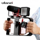 US $12.22 51% OFF|Ulanzi U Rig Pro Smartphone Video Rig Phone Video Stabilizer Grip Tripod Mount with Mic LED Light Port for iPhone Andriod-in Photo Studio Accessories from Consumer Electronics on Aliexpress.com | Alibaba Group